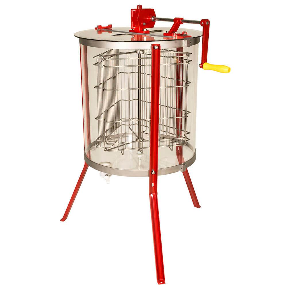 Extracteur Transparent Tangentiel 3 cadres avec pieds